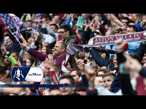 Aston Villa's road to the FA Cup Final  Goals & Highlights