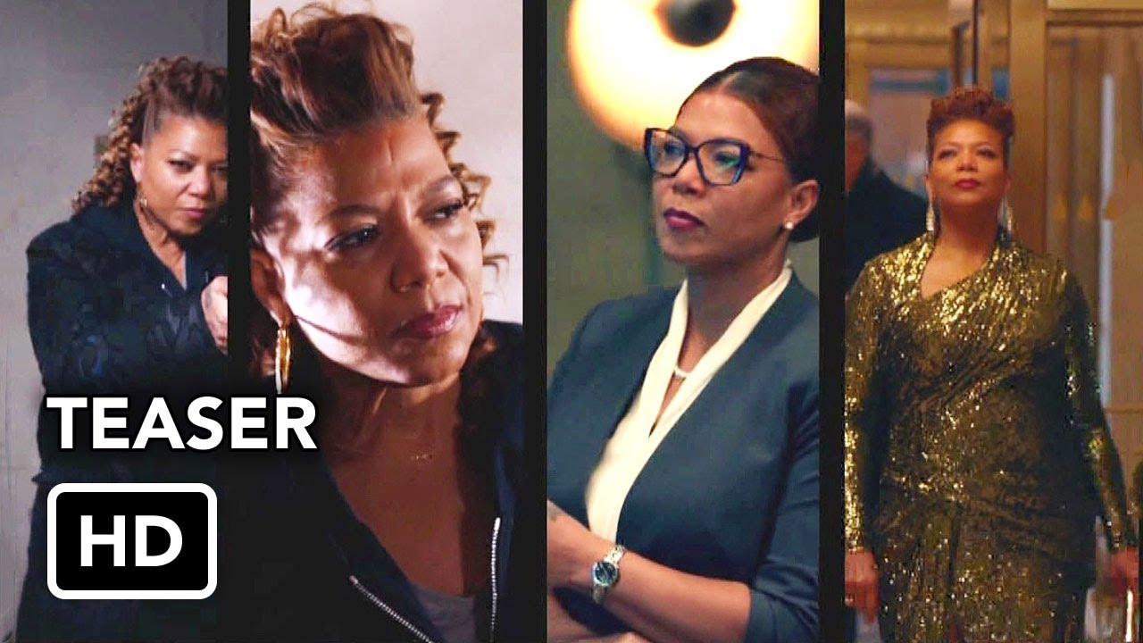 The Equalizer Season 2 Teaser (HD) Queen Latifah action series
