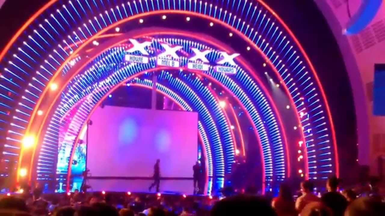 America's Got Talent, Behind The Scenes at Radio City ...