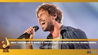 Max Giesinger & Band: Legenden | Goldene Henne 2018 | MDR