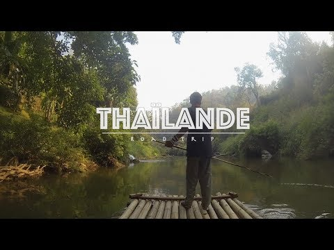 Thaïlande - Road Trip
