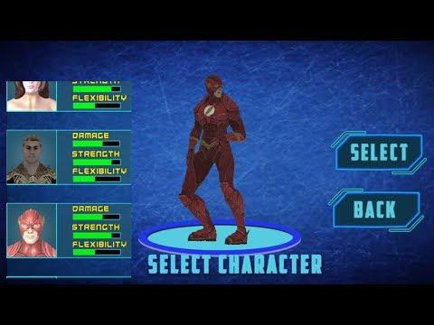 ► SuperHero Flash Modern Crime City Rescue battle -  Flash Escape 3D Android Gameplay