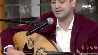 الفنان التونسي محمد دحلاب يغني لصابر الرباعي