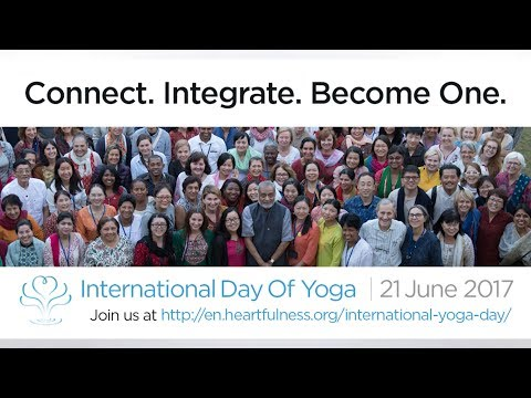 Experience the Real Meaning & Essence Of Yoga | International Yoga Day | French | Heartfulness