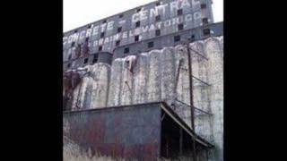 Grain Mills - a walking tour - Buffalo, NY