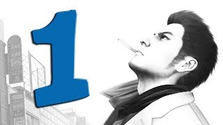 Two Best Friends Play Yakuza 4 (Part 1)