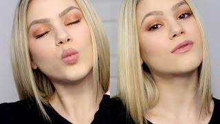 Soft & Romantic Valentine's Day Makeup Tutorial