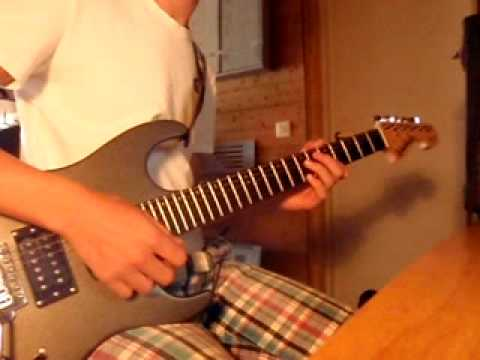 Love Song (311 cover) guitar