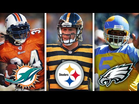 The Absolute WORST Uniform In The History Of All 32 NFL Team's