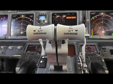 Ryanair Boeing 737-8AS Cockpit Demo-GPWS Test | LCPH-LGTS | 737 Yoke, Throttles, Displays and more!