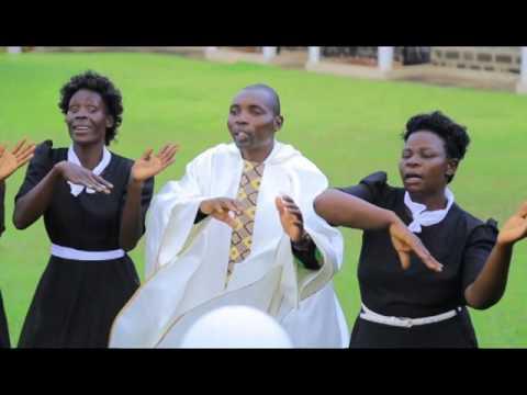 St Mary's Magdalene catholic choir Kimatuni Parish Bungoma  Mwamba Imara