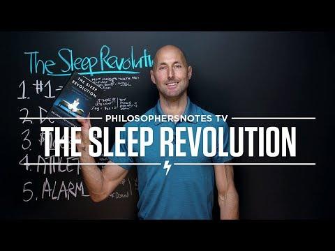 PNTV: The Sleep Revolution by Arianna Huffington