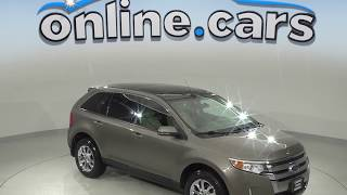 R99497NC Used 2014 Ford Edge SEL FWD 4D Sport Utility Test Drive, Review, For Sale