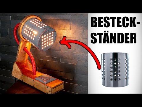 💡-die-challenge:-lampenbau-aus-einem-ikea-besteckhalter-(ordning)