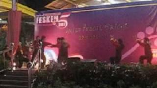 Mega On Stage - Jingkling Nona (UiTM Feskem)