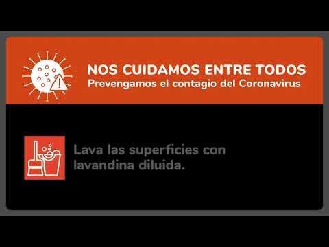 Video Lavalle Coronavirus