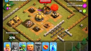 Clash Of Clans Tek Oyuncu -15- Goblin