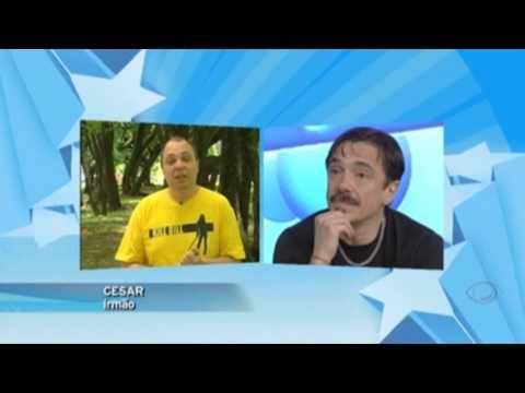 Depoimento de Cesar Gavin para os Titãs no Programa Raul Gil