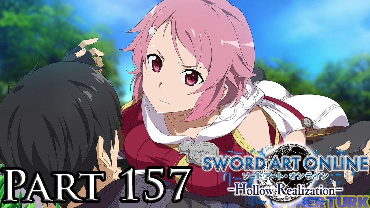 Sword Art Online: Hollow Realization - Lisbeth Fusion Skill Event! [Part  157/PS4]