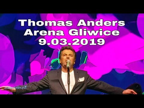 Thomas Anders & Modern Talking Band 9.03.2019 Arena Gliwice (Full Concert, Pryw.video)