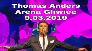 Thomas Anders & Modern Talking Band 9.03.2019 Arena Gliwice (Full concert)