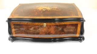 Reuge Grand Cartel Harmonie Music Box Tchaikovsky