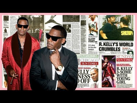 Timeline Of R. Kelly's Accusations, Lawsuits & Settlements | Receipts Mp3