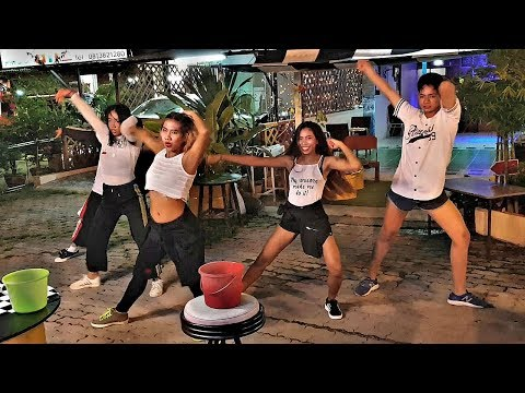 "Thailand's Best Dance Show by Amazing Teen Dance Group ""Team Unique"" of Koh Samui"