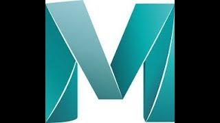 1 урок курса по Maya. Мини-курс по Autodesk Maya. Вступительная часть.