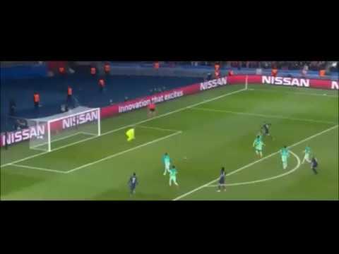 PSG vs Barcelona   4 0   Goals & Highligths   Champions League 2017