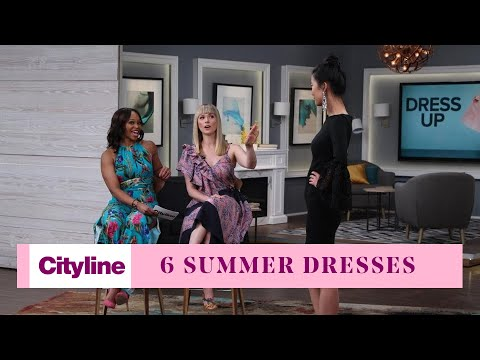 6 gorgeous summer dresses for every body type