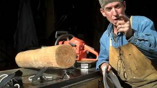 "How-to Make ""log Dogs"" By Mitchell Dillman And David Edgeley"
