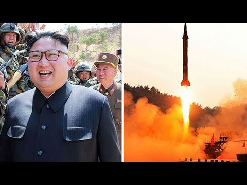 BREAKING: NORTH KOREA HAS FIRED THE MISSILE, LOOK WHERE IT IS HEADED