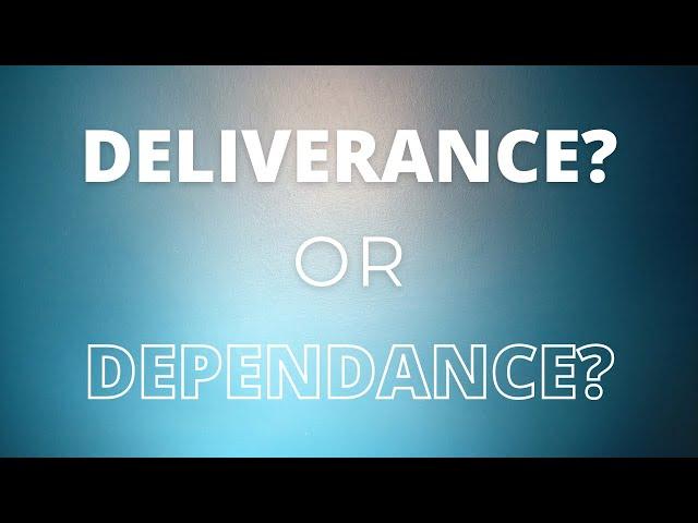 God's Will: Deliverance or Dependance? - 2 Corinthians 12:7-10 (Stuart Scott)
