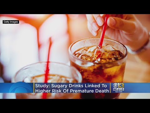 Sugary Drinks Linked To Higher Risk Of Premature Death, Especially For Women, Study Says
