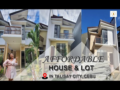 Affordable Housing, Boxhill Residences Final Episode (Aphrodite 60 - Single Attached House And Lot)