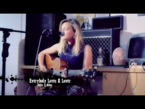 Alex Hart, Everybody Loves A Lover,  cover version