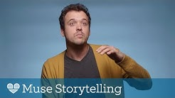 """Filmmaking Tips: What to do when an interview subject keeps saying """"um"""" or """"but"""" - #StoryStuck Ep. 4"""