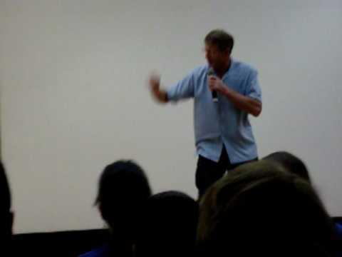 Dan Shea at the 2008 NJ Stargate con