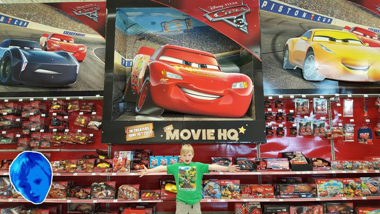cars 3 movie review and toy hunt disney jackson storm splash racer from mattel youtube. Black Bedroom Furniture Sets. Home Design Ideas
