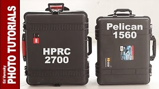 HPRC Vs Pelican Cases: Comparison