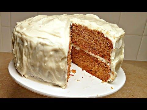 Easy Carrot Cake Recipe | Carrot Cake Recipe Soft & Moist | How to Make a Carrot Cake