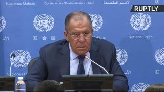 Лавров подводит итоги работы на Генассамблее ООН
