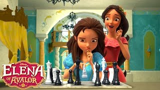 Fix Anything | Music Video | Elena of Avalor | Disney Junior