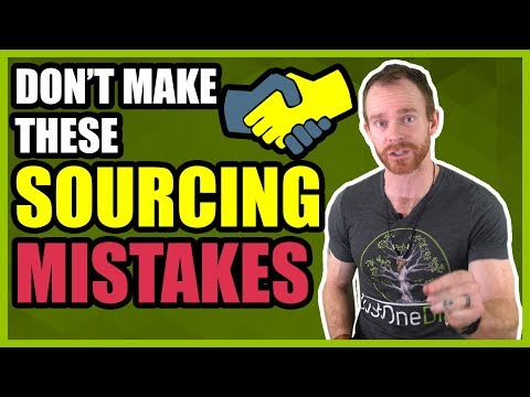 Most Common Supplier Mistakes - How to ship from China to Amazon FBA - Part 1