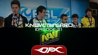 DotA2 - Know Thy Pro - Epi.21 - Team NAVI
