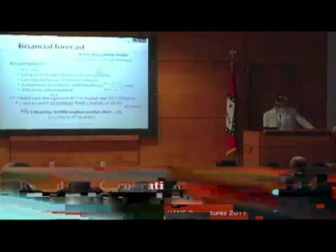 Respiderm, Corp - UAMS Roundtable