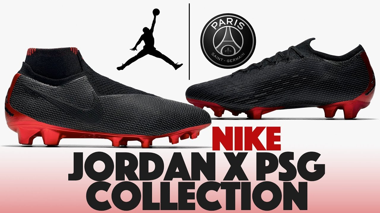 Nike Jordan X Paris Saint-Germaine Collection... Espectáculo aparte ... 2cd58caa374c4