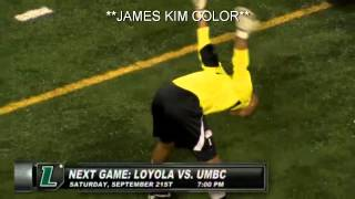 James Kim Soccer PBP Demo