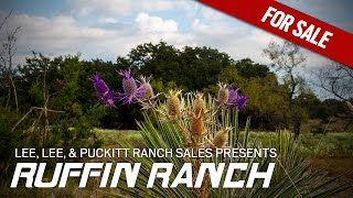 Ruffin Ranch - 5,472 Acres For Sale